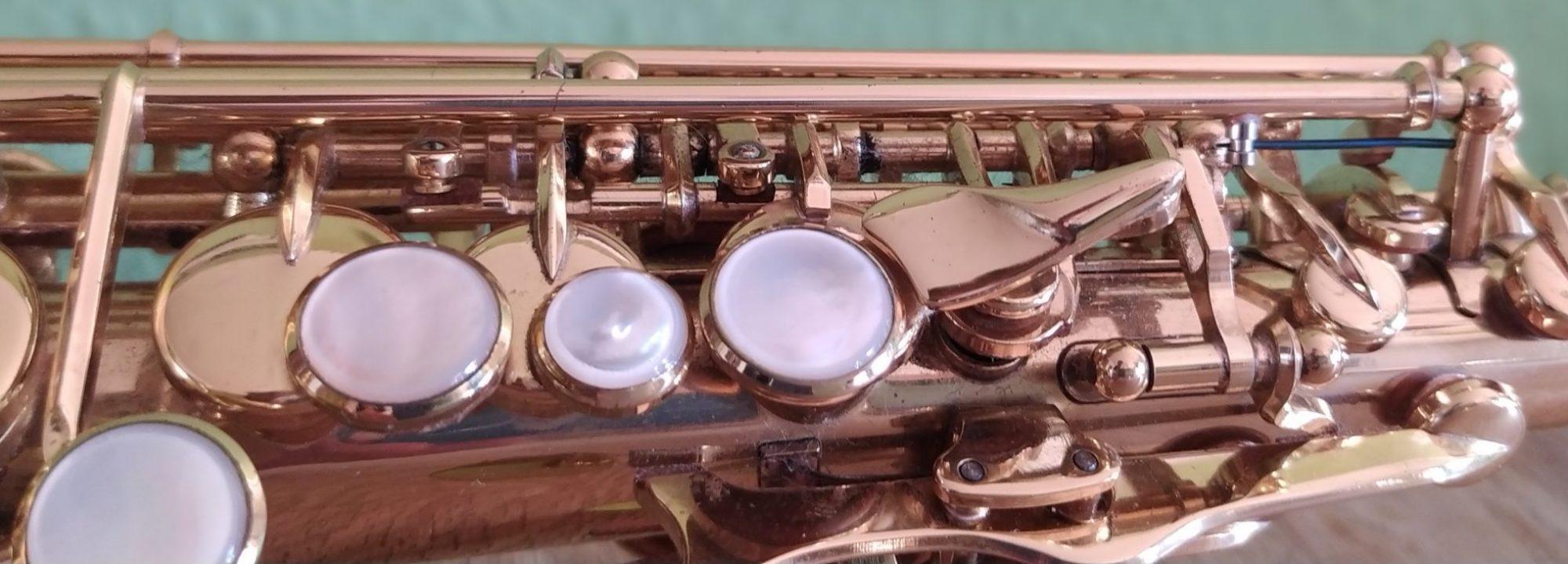 Saxophon ist einmalig